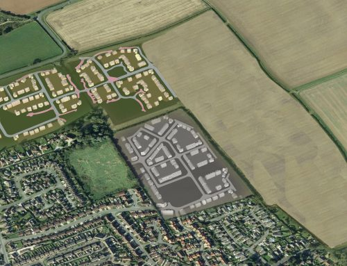 Settlement Extension to East Lincolnshire Town