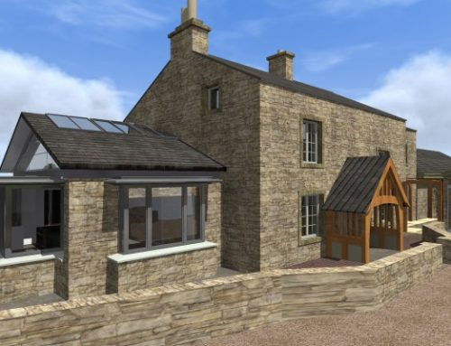 House extensions within Forest of Bowland AONB